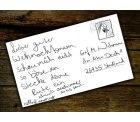 Postkarte mit eigenem Motiv kostenlos verschicken