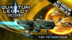 Quantum Legacy HD Turbo für iOS Geräte kostenlos bei iTunes (statt 8,99 Euro)