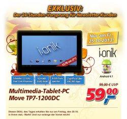 [Lokal] real Deal des Tages am Freitag: Tablet Move TP 7 für nur 59 €uro