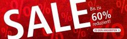 Sale bei Klingel, Mode um bis zu 60% reduziert, z.B. Damenbluse für 9,99 € statt 19,99