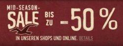 Sale mit bis zu 50% Rabatt bei Hollister