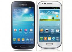 Samsung Galaxy S3 oder S4 Mini mit Vodafone Smart S Tarif ab nur 9,99€ im Monat @logitel