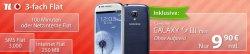 Samsung S3 mini gratis zum Vertrag (InterNetFlat + SMSFlat + 100min nur 9,90€ mtl.) @eteleon – Update: Mit dem S4 mini 14,90€/Monat