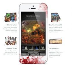 Scary Camera Effects – Horror Photo Editor für iOS Geräte nur kurze Zeit gratis