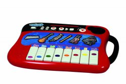 Simba Toys 106833304 – My Music World Keyboard Schule für 9,42 € zzgl. 3,00 € Versand (Idealo 23,78 €) @Amazon
