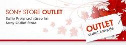 SONY Outlet mit bis zu 50% + 10% durch Gutschein – z.B. DVD Player für 17,99€ statt 32€