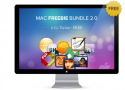The Mac Freebie Bundle 2.0 – 10 Apps im Wert von 110 € komplett gratis