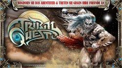 Tribal Quest für iOS Geräte zur Zeit gratis im iTunes Store