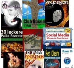 Über 35 neue Gratis eBooks –  Alles Bestseller laut Amazonverkaufsrang