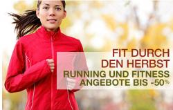 Ultrasport Running und Fitness Sale mit bis zu 50% Rabatt bei Amazon