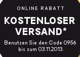 Versandkostenfreiaktion bei H&M Österreich + 5€ Gutschein