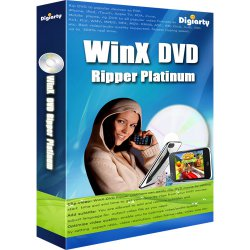 WinX DVD Ripper Platinum kostenlos