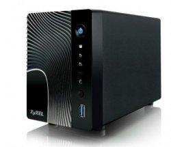 Zyxel NSA325 2-Bay NAS-Server mit SATA III, 1x RJ-45, USB 3.0 für nur 74,90€ + 2,99€ Versand @notebooksbilliger.de