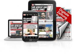 1 Monat lang  Bildplus Digital oder Bildplus Premium+ Gratis inkl. Bundesliga @bildplus