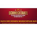 5 Filme GRATIS als Download bei Mc Donalds @schmecktakel-film.de