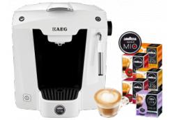 AEG-ELECTROLUX LM 5100 Kapselautomat + 5 Packungen Kapseln für 29,00€ (Idealo 65,00€) @Media Markt