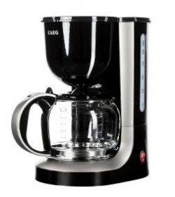 AEG KF3110 Kaffeemaschine in Schwarz/Steel statt 39,95€ für 15€ + kostenloser Versand @cyberport