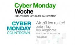 Amazon : Cyber Week – eine Woche lang 3.500 Schnäppchen für Schnelle (Amazon Hunt?)