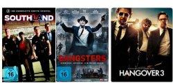 Amazon DVD und Blu-ray Angebote in dieser Woche: Hangover 3 Steelbook, Southland und Gangsters