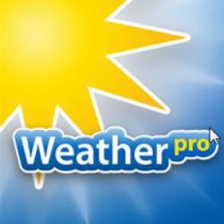 [Android/iOS/WP] WeatherPro -50% Rabatt für 0,99€