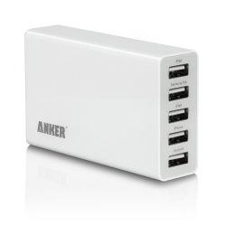 Anker 5-Port USB-Ladegerät für 15,99€ @Amazon.de