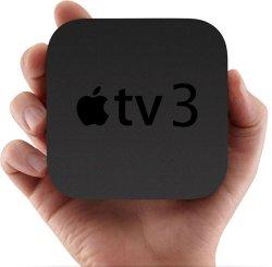 Apple TV3 1080p HD mit Gutscheincode für 89,95€ + Versand bei voelkner.de