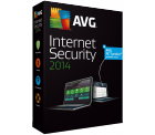 AVG Internet Security 2014 (33,96 Euro) + Antivirus Pro 2014 (25,45 Euro) PC Version GRATIS für 1 Jahr