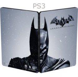 Batman Arkham Origins Steel Box gratis beim Kauf von Batman Arkham Origins Spiel @Amazon.de