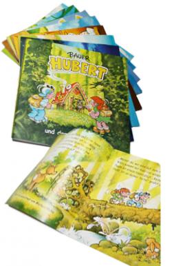 Bauer Hubert Kinderbücherreihe : 9 x kostenlos und portofrei bestellen ! Fachagentur N.R. e.V.