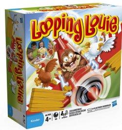 Bei galeria-kaufhof.de: Das Kinder- und Saufspiel Looping-Louie für nur 12,95€