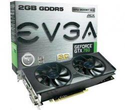 Bei Conrad.de: EVGA Geforce GTX 760 Dual mit 2GB für nur 207,50€ mit Gutschein [Idealo: 235€]