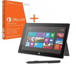 Bei eBay: Microsoft Surface Pro 128GB 10,6″ Table für nur 555€ inkl. Office 365 Home Premium [Idealo: ab 820€]