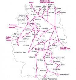 Bei Groupon: Einfache Fahrt mit dem Berlin Linien Bus durch ganz Deutschland ab 9 €