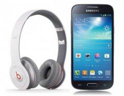 Bei Logitel: Samsung Galaxy S4 Mini + Beats by Dr. Dre Solo Kopfhörer für nur 24,99€ im Monat mit Vodafone Allnet Flat