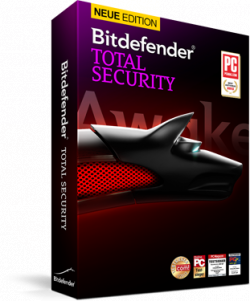Bitdefender Total Security 2014 1 Jahr GRATIS