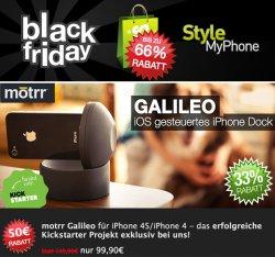 Black Friday Angebote bei StyleMyPhone.de