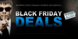 Black Friday bei Euronics