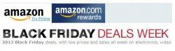 Black Friday Deals Week bei Amazon.com, Amazon.fr und Amazon.co.uk