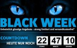 Black Week bei Conrad.de – diese Woche jeden Tag Black Friday Angebote