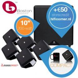 Boston Acoustics Soundware S 5.1 Heim-Lautsprecher für 308,90€ (Idealo 410,00€ Preis) @iBOOD Extra
