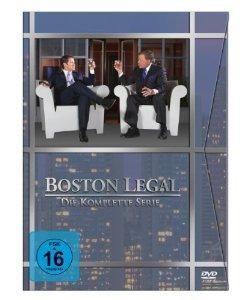 Boston Legal – Die komplette Serie [27 DVDs]  für nur 38,97inkl.Versand @amazon.de