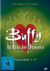 Buffy – Im Bann der Dämonen: Season 1-7 (39 Discs) für 38,22 € inkl. Versandkosten @amazon.de