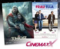 CinemaxX Gutscheine: Kino-Tickets 5 x Tickets. 37,50€ oder 10x Tickets69,90€ ab 6,99€  somit 39%gespart@dailydeal.de