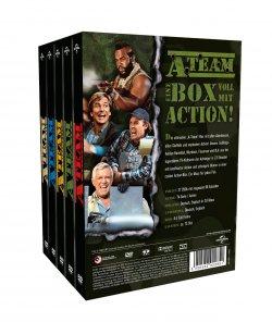 Das A-Team – Die komplette Serie auf 27 DVDs für 28,97€(idealo 43,54€) @Amazon