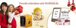 eBook Reader tolino shine für 99 €uro kaufen 10 €uro Gratisgeschenkkarte dazu @weltbild.de