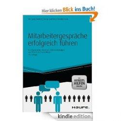 eBook zur Mitarbeiterführung mit Arbeitshilfen, kostenlos @ amazon