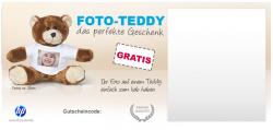 Foto Teddy GRATIS statt 11,99 (nur 4,95 € Versand) @myptinting
