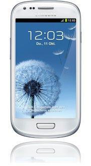 Galaxy S3 mini für 179€ incl. Versand bei Base.de
