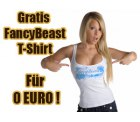 Gratis Shirt @Fancybeast