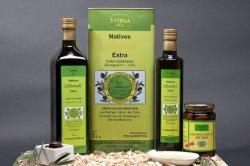 Gratisprobe : 1 Flasche Natives Olivenoel von Sterna 1821